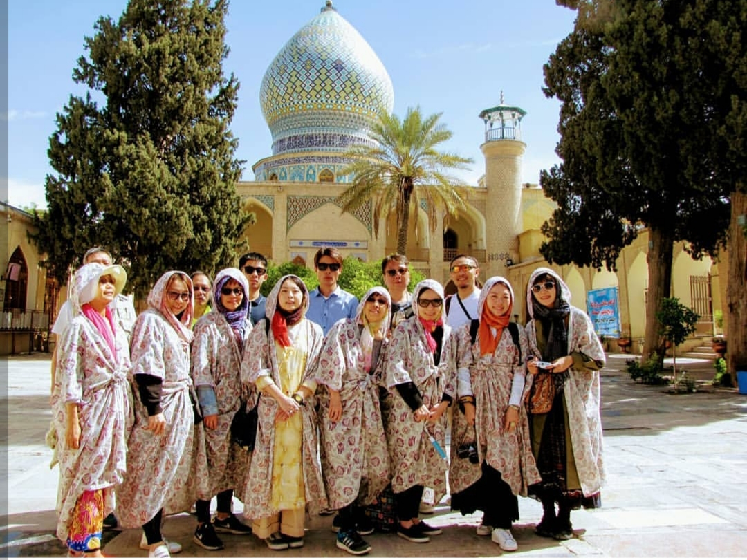 iran tour for chinese