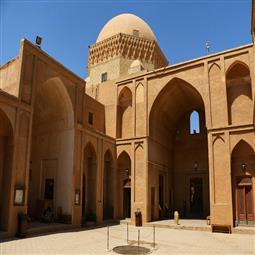 The Alexander prison of Yazd